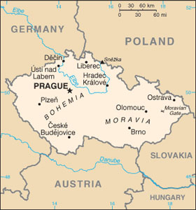 CzechRepublicMap